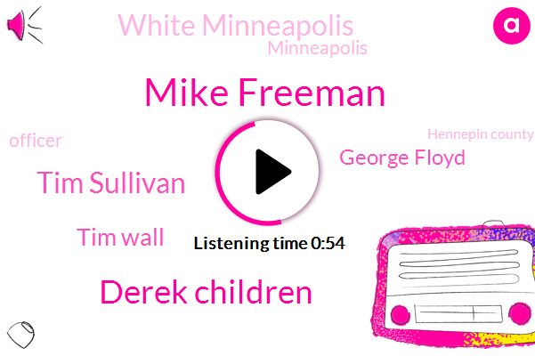 Officer,Mike Freeman,Derek Children,Murder,Tim Sullivan,Tim Wall,Soccer,White Minneapolis,George Floyd,Hennepin County,Attorney,Minneapolis,United States,Minnesota