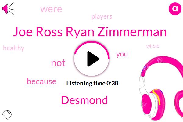 Joe Ross Ryan Zimmerman,Baseball,Desmond
