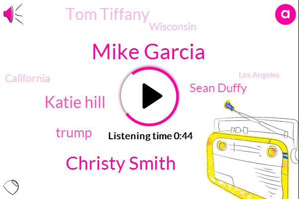 California,Mike Garcia,Los Angeles,Christy Smith,Katie Hill,Wisconsin,Donald Trump,Sean Duffy,U. S.,Tom Tiffany,Senator,President Trump,Congressman