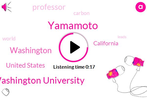 Yamamoto,Washington,United States,California,George Washington University,Professor