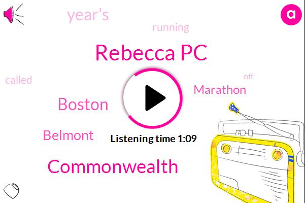 Belmont,Commonwealth,Rebecca Pc,Boston