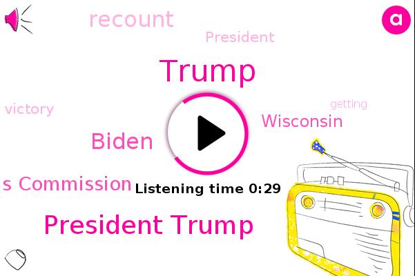 President Trump,Wisconsin Elections Commission,Wisconsin,Biden,Donald Trump