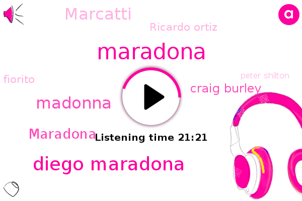 Argentina,Maradona,Naples,Diego Maradona,Madonna,Craig Burley,Marcatti,Ricardo Ortiz,Fiorito,Espn,Italy,Peter Shilton,Spain,Italian League,Ricky