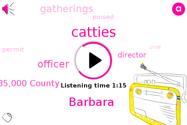 285,000 County,Catties,Officer,Barbara,Director