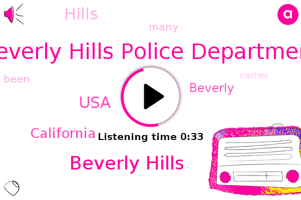 Beverly Hills Police Department,Beverly Hills,USA,California