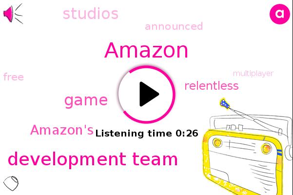 Amazon,Development Team
