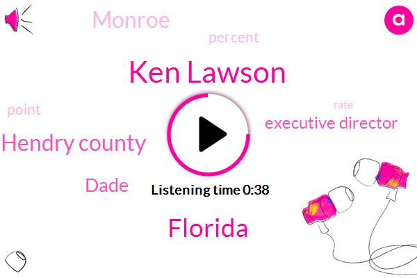Florida,Ken Lawson,Hendry County,Dade,Executive Director,Monroe