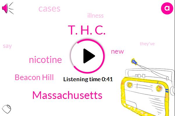 Listen: Massachusetts reports more vaping-related lung illnesses