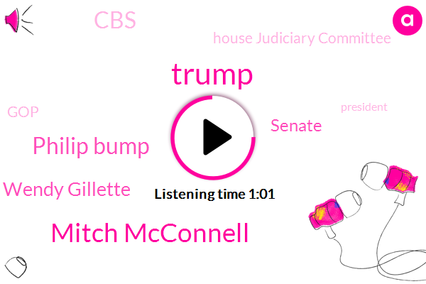 Listen: McConnell, White House lawyer huddle on impeachment strategy