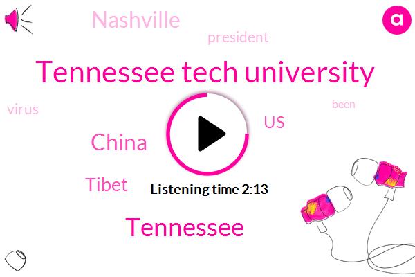 Listen: Tennessee Tech University on alert following student's possible coronavirus