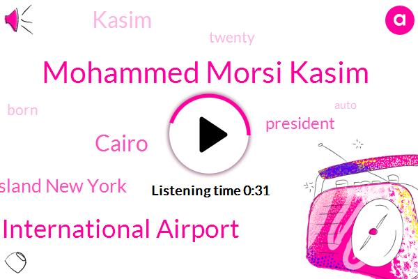Long Island New York,Cairo,President Trump,Mohammed Morsi Kasim,Los Angeles International Airport