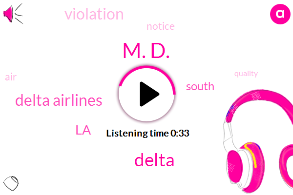 Listen: Delta Airlines faces air quality violation, lawsuit after jet fuel dumped on people