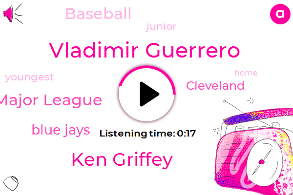 Cleveland,Major League,Baseball,Blue Jays,Vladimir Guerrero,Ken Griffey