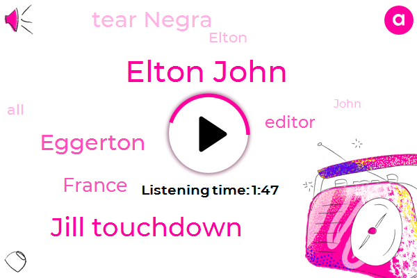 Listen: Elton John Suggests Taron Egerton Covers Album