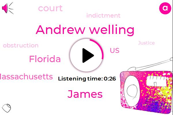 Andrew Welling,James,Massachusetts,Florida,United States