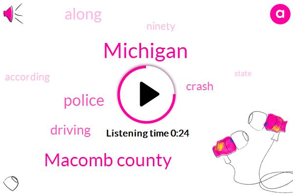 Listen: Driver Killed In Multi-Vehicle Crash On I-94 At Little Mack