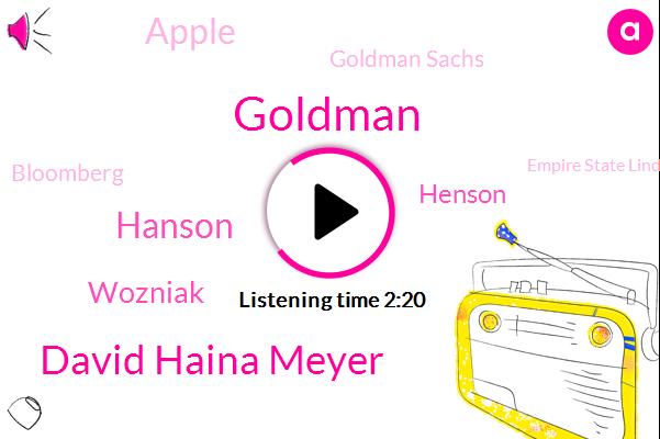Listen: Goldman Sachs probed over alleged Apple Card gender discrimination