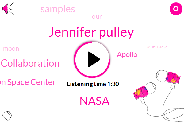 Nasa,National Institute Of Aerospace Through Collaboration,Jennifer Pulley,Apollo,Johnson Space Center,Fifty Years