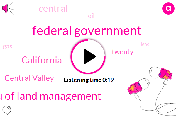 Federal Government,California,Central Valley,Bureau Of Land Management,Twenty Five Thousand Acres