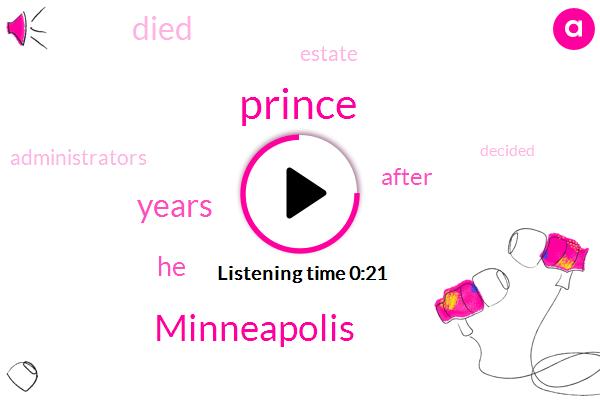 Listen: Prince estate releases unheard acoustic track