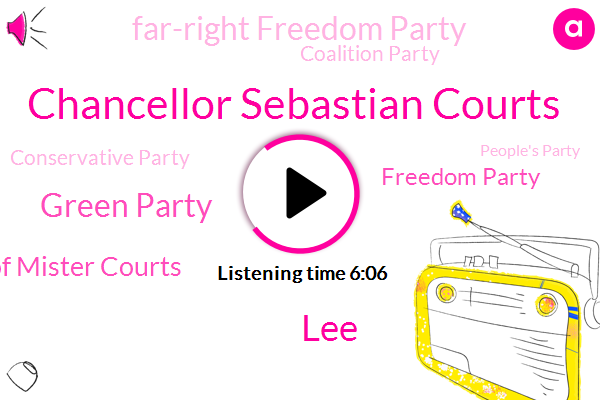 Green Party,People's Party Of Mister Courts,Chancellor Sebastian Courts,Freedom Party,Far-Right Freedom Party,Coalition Party,Conservative Party,People's Party,Liberal Party,Partner,Austria,Chancellor,Austria Profile,UK,Australia,Europe,European Union,LEE
