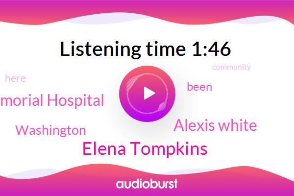 Washington,Elena Tompkins,Sibley Memorial Hospital,Alexis White