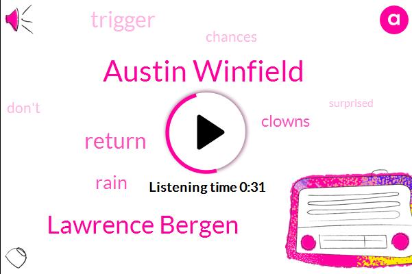 Lawrence Bergen,Austin Winfield