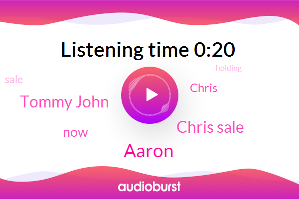 Chris Sale,Tommy John,Aaron