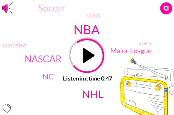 NBA,NHL,Soccer,Nascar,NC,Major League