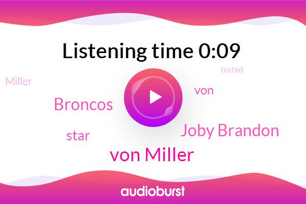 Broncos,Von Miller,Joby Brandon