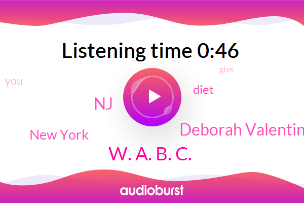 New York,NJ,W. A. B. C.,Deborah Valentine