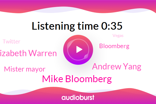 Listen: Michael Bloomberg Had To Face The Other Candidates For The First Time. It Didn't Go Very Well.