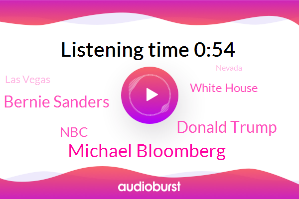 Listen: Knives out for Bloomberg from the start of Nevada debate