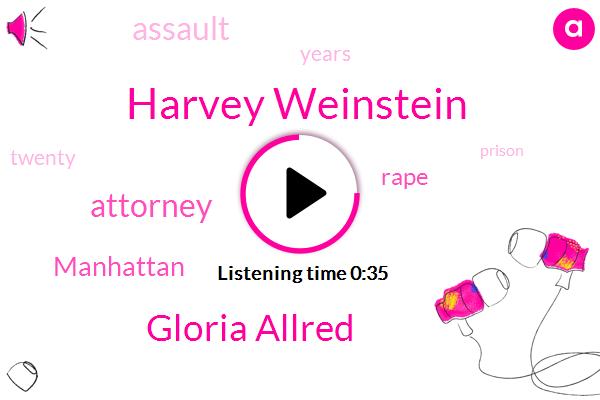 Harvey Weinstein,Rape,Gloria Allred,Assault,Attorney,Manhattan