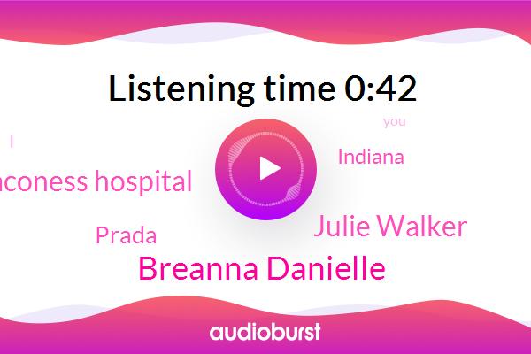 Deaconess Hospital,Indiana,Breanna Danielle,Prada,Julie Walker
