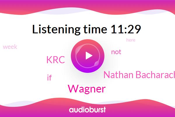 Wagner,Nathan Bacharach,KRC
