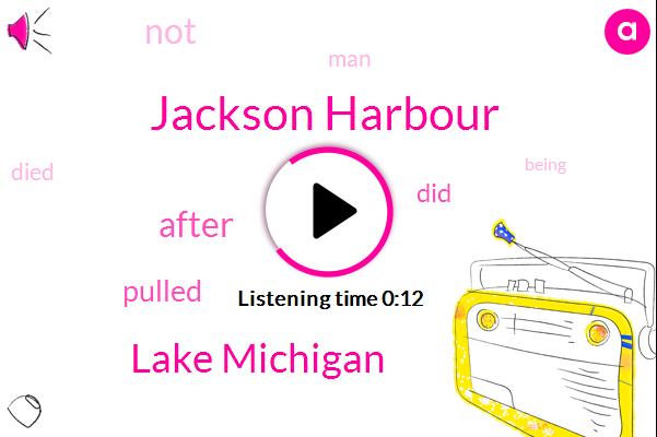 Jackson Harbour,Lake Michigan