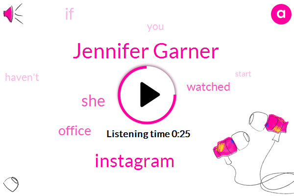 Jennifer Garner,Instagram
