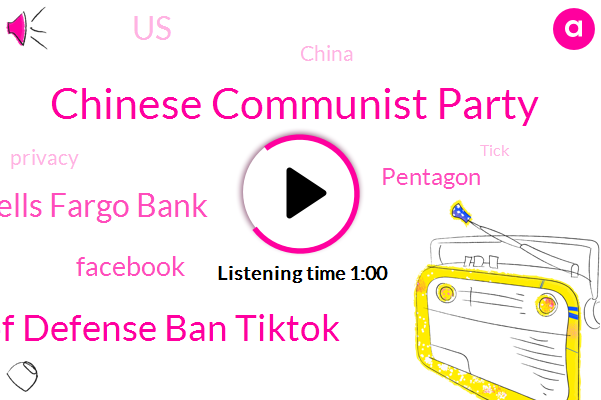 Listen: TikTok: 'We don't give user data to China'