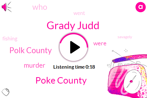 Poke County,Grady Judd,Polk County,Murder