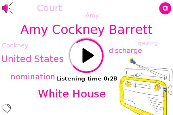 Amy Cockney Barrett,White House,United States