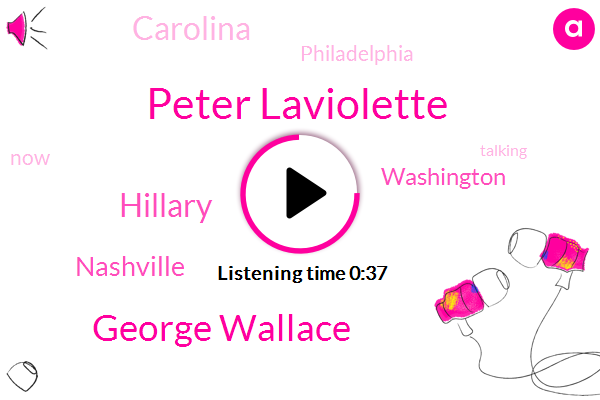 Peter Laviolette,George Wallace,Hillary,Nashville,Washington,Carolina,Philadelphia