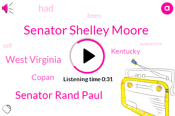 Senator Shelley Moore,Senator Rand Paul,West Virginia,Copan,Kentucky