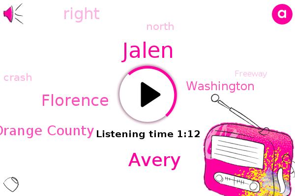 Jalen,Florence,Orange County,Avery,Washington