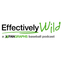 A highlight from Effectively Wild Episode 1690: No Regression to the Means