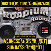 A highlight from MC MAGIC & JAY ROXXX - EPISODE 137 - ROADIUM RADIO - TONY VISION - HOSTED BY TONY A. DA WIZARD