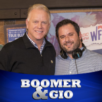 A highlight from 5/15/21 - Boomer & Gio Show - Hour 2 (7am-8am)