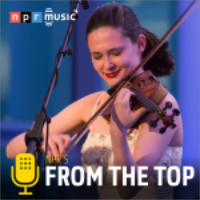 A highlight from Violinist Tessa Lark Joins Young Musicians for Bach, Dvork, & more