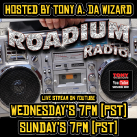 A highlight from DJ RALPH M. THE MIXICAN - EPISODE 138 - ROADIUM RADIO - TONY VISION - HOSTED BY TONY A. DA WIZARD