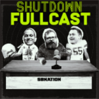 A highlight from 2022 College Football Playoff Expansion: The Shutdown Fullcast Guide